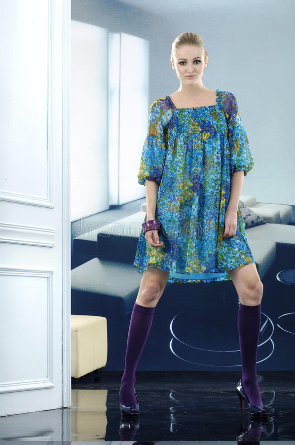 Download Fashion model stock photo. Image of look, elegant, bangle - 14999588