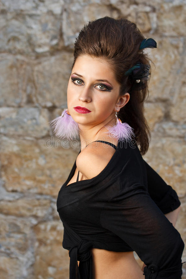 Download Fashion Model Stock Images - Image: 25852174