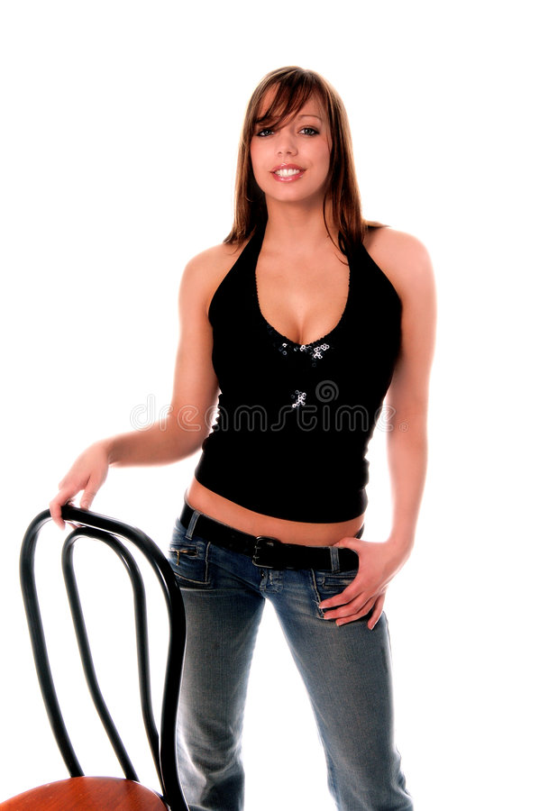 Download Fashion Model 3 stock photo. Image of girl, babe, person - 199174