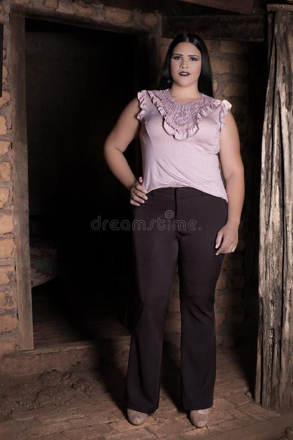 Fashion Model, Photo Shoot, Shoulder, Model royalty free stock image