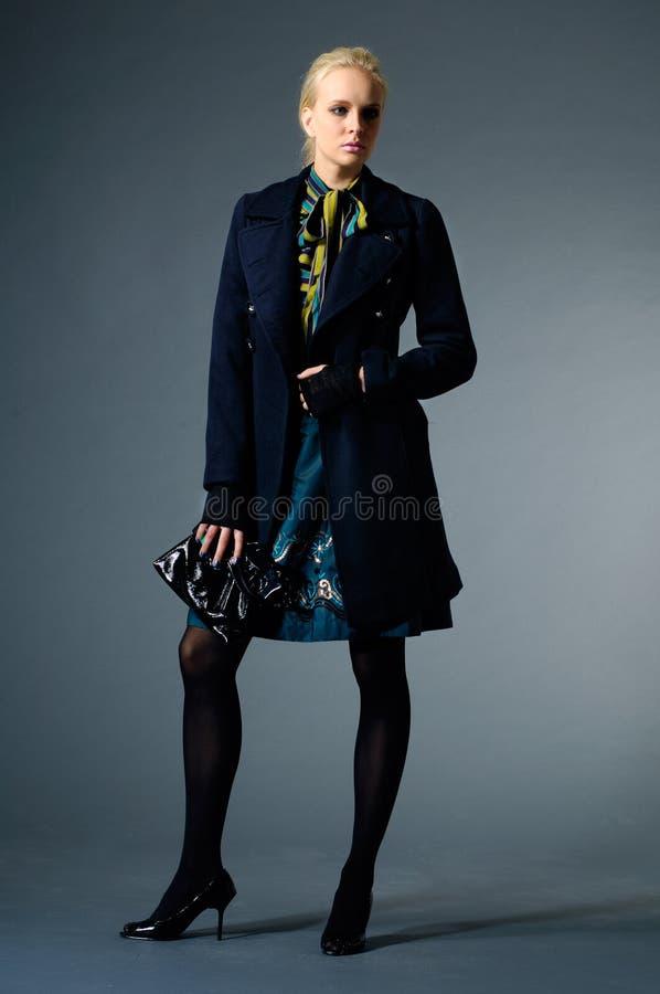 Fashion modellerar royaltyfria bilder