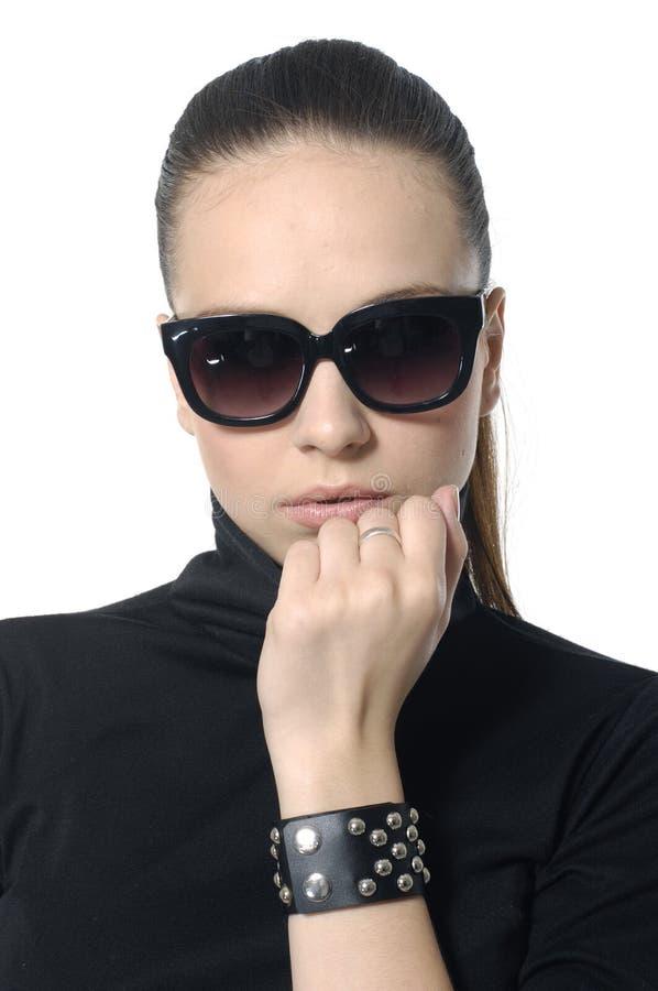 Fashion modellerar royaltyfria foton