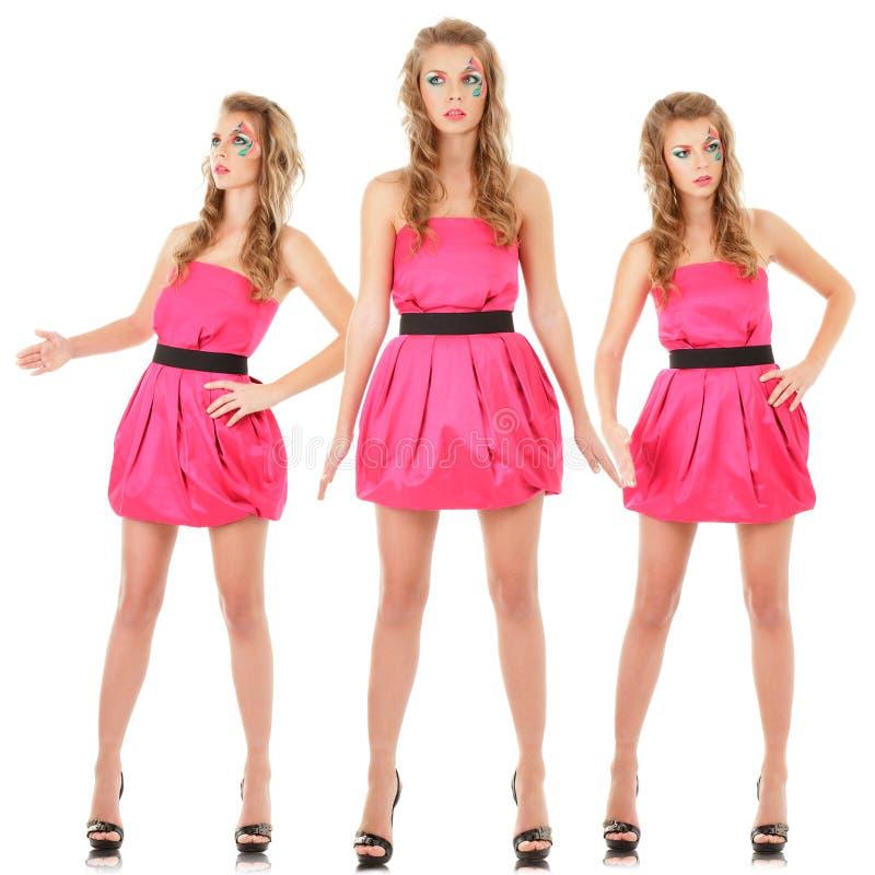 Download Fashion models stock image. Image of fashion, doll, elegant - 23092239