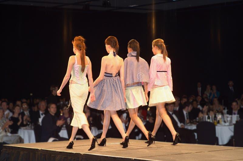Fashion Parade royalty free stock photos