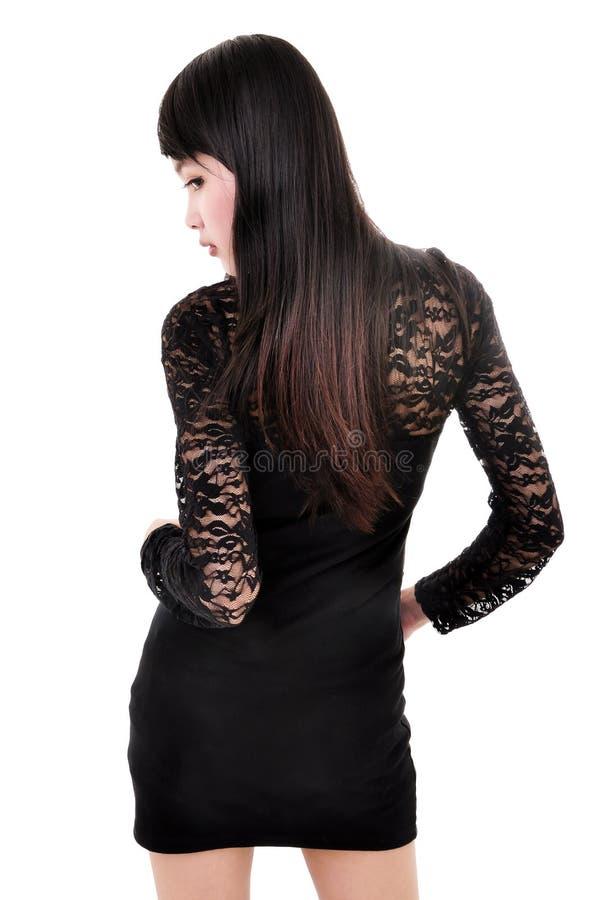 Download Fashion Photo Of Beautiful Young Woman Wearing Dress Stock Photo - Image: 36055210