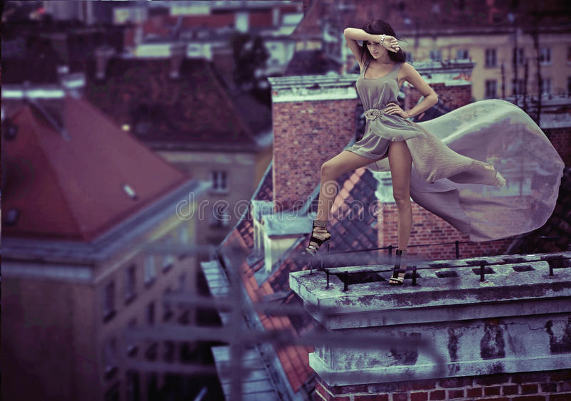 Download Fashion Photo Of A Lady Royalty Free Stock Images - Image: 27374549