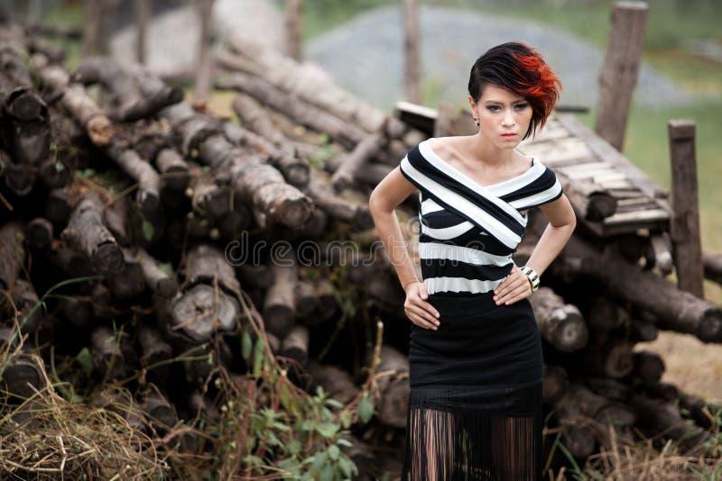 Fashion photography stock images