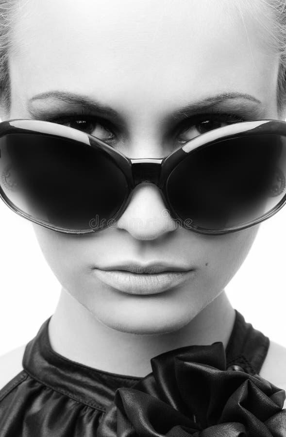 Fashion portrait stock images