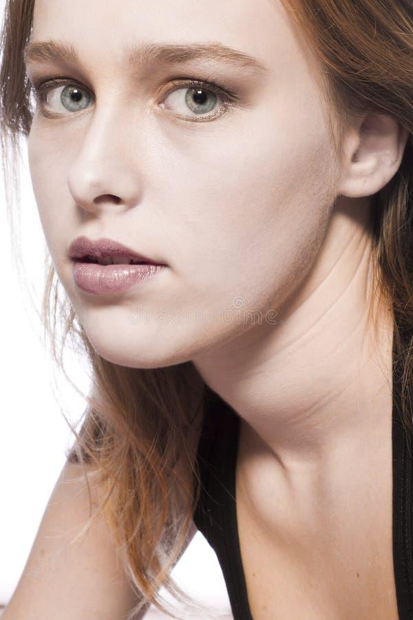 Download Fashion Portrait stock image. Image of lips, body, foundation - 1703343