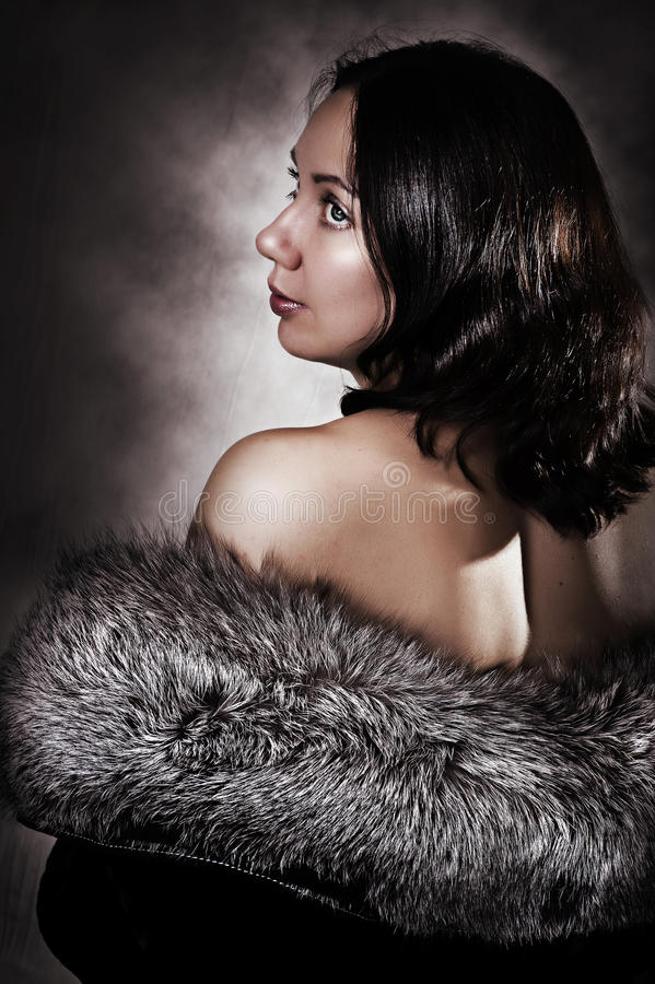 Download Fashion Portrait Of Young Adult Woman Stock Photography - Image: 22783722