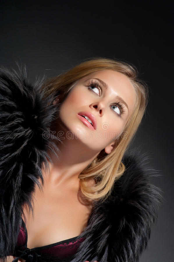 Download Fashion Portrait Of Young Woman Stock Photo - Image: 21576640