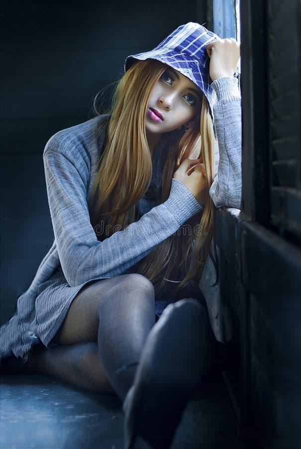 Fashion Portrait Of Young Woman Free Public Domain Cc0 Image