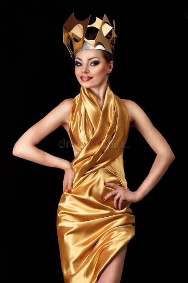Fashion Queen Stock Photo