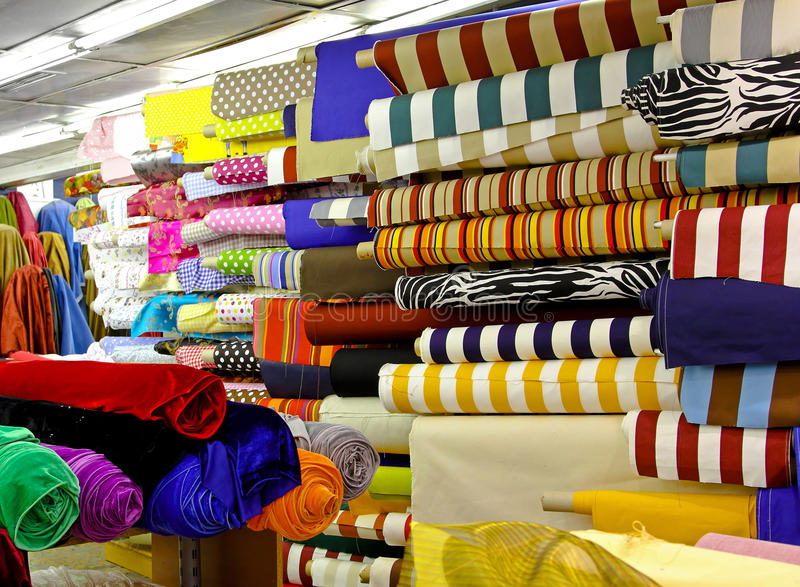 Download Fashion rolls stock image. Image of store, clothing, craft - 17470265
