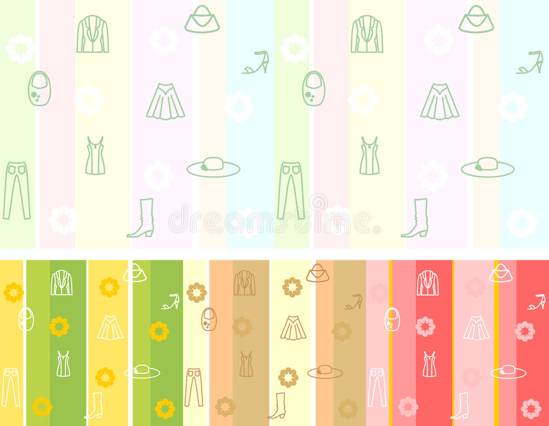 Download Fashion Seamless / Vector Pattern Stock Photos - Image: 4513613