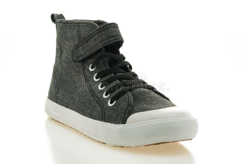Fashion shoes. Isolated on white background royalty free stock photography