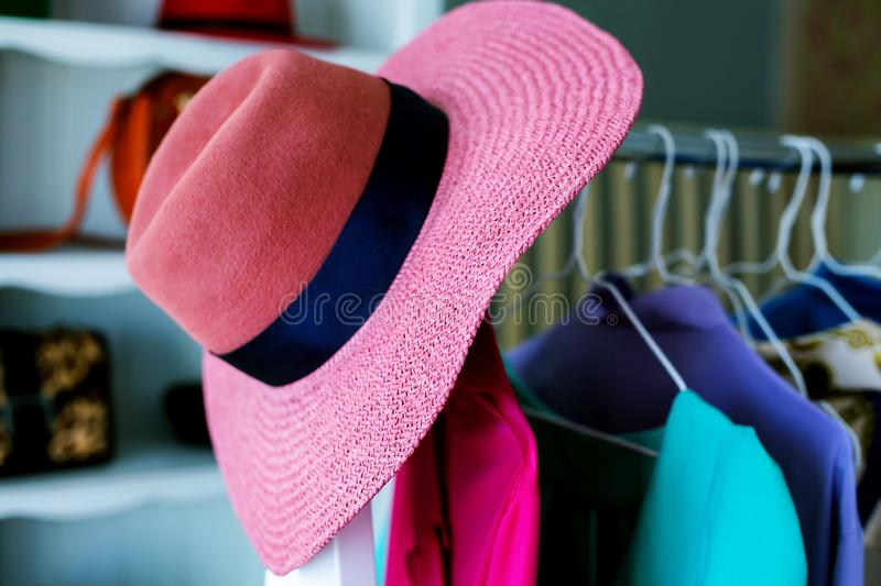 Fashion and shopping concept stock photography