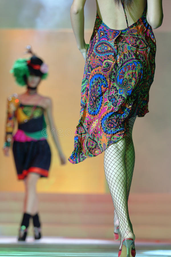 Download Fashion show stock image. Image of catwalk, entertainment - 11747313