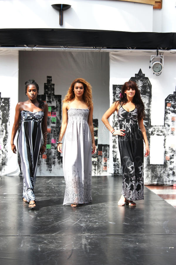 Fashion Show stock photography