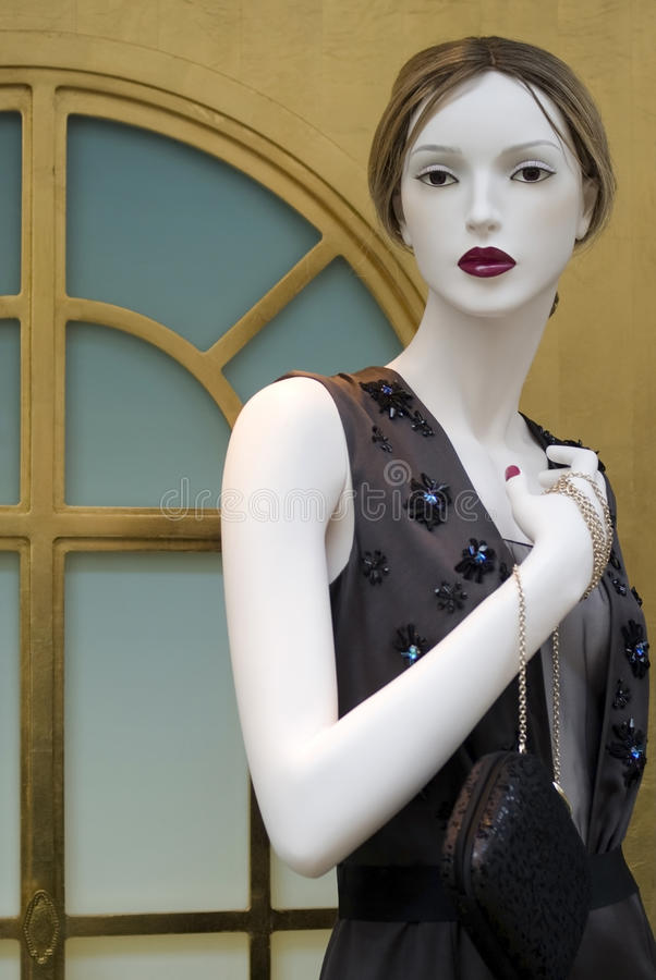 Fashion Store Royalty Free Stock Images