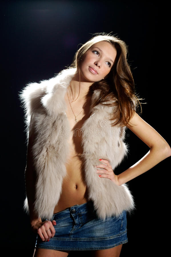 Download Fashion Style Photo Of Young Beautiful Woman Stock Image - Image: 17779077