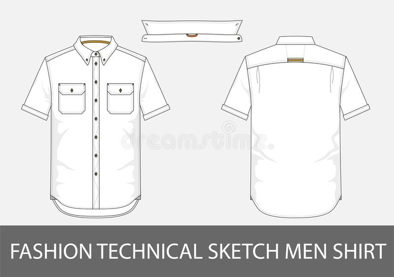 Men S Casual Shirts Short Sleeve