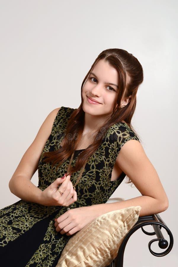 Fashion Teen Girl Royalty Free Stock Photos