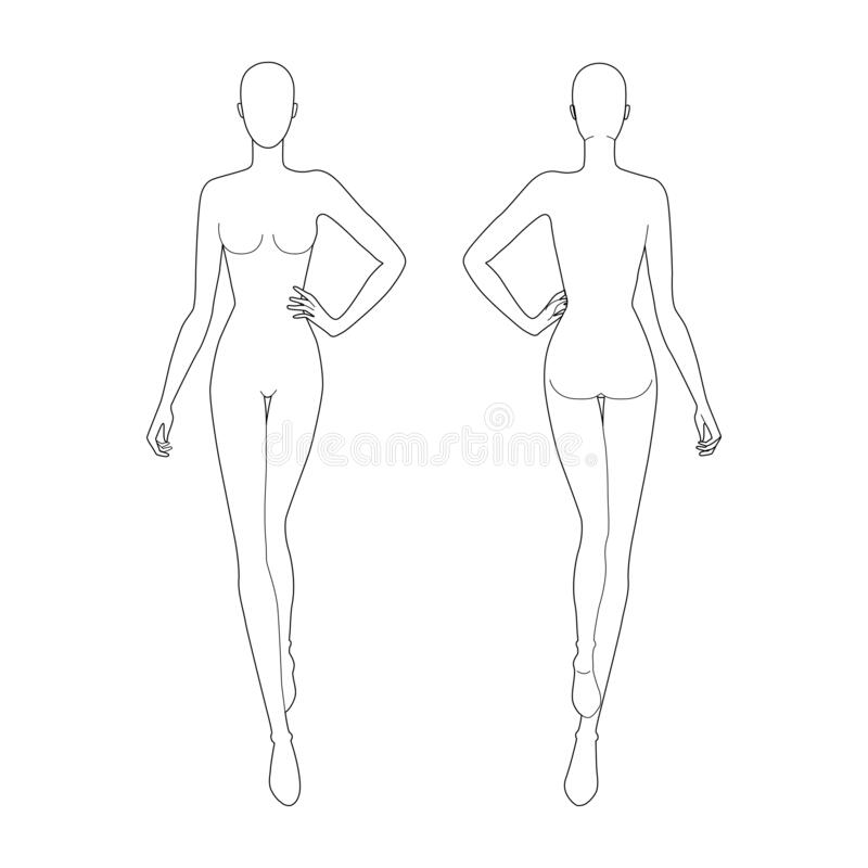 Technical Drawing Fashion Stock Illustrations 7 213 Technical Drawing Fashion Stock Illustrations Vectors Clipart Dreamstime