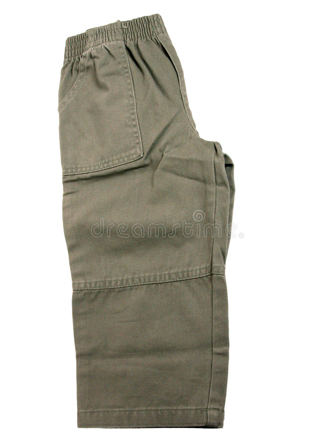 Fashion: Toddler Pants stock photo