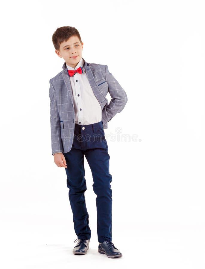 fashion ungar E royaltyfria bilder