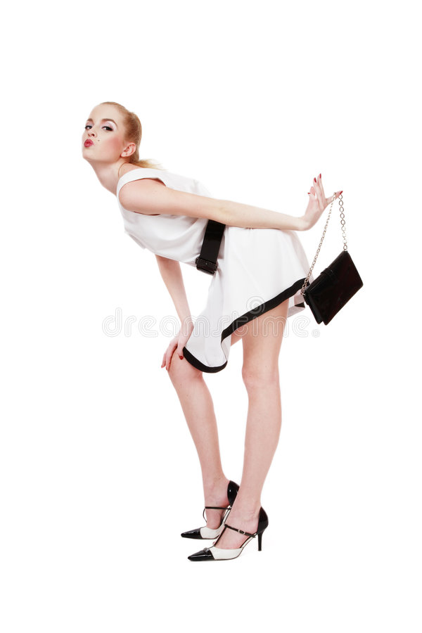 Download Fashion Victim Stock Photo - Image: 4462680