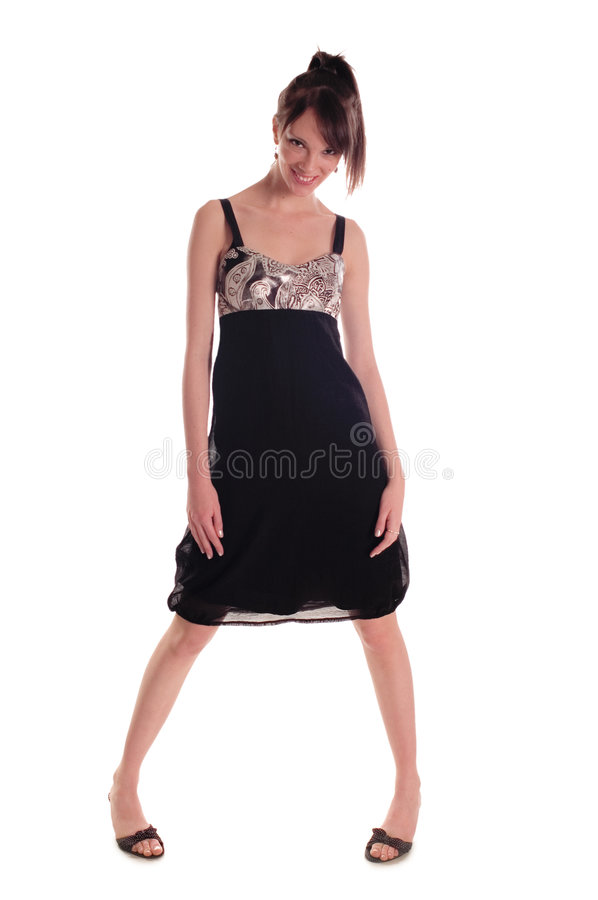 Fashion woman royalty free stock photo