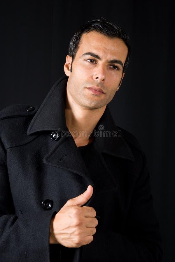 Fashion young man royalty free stock image