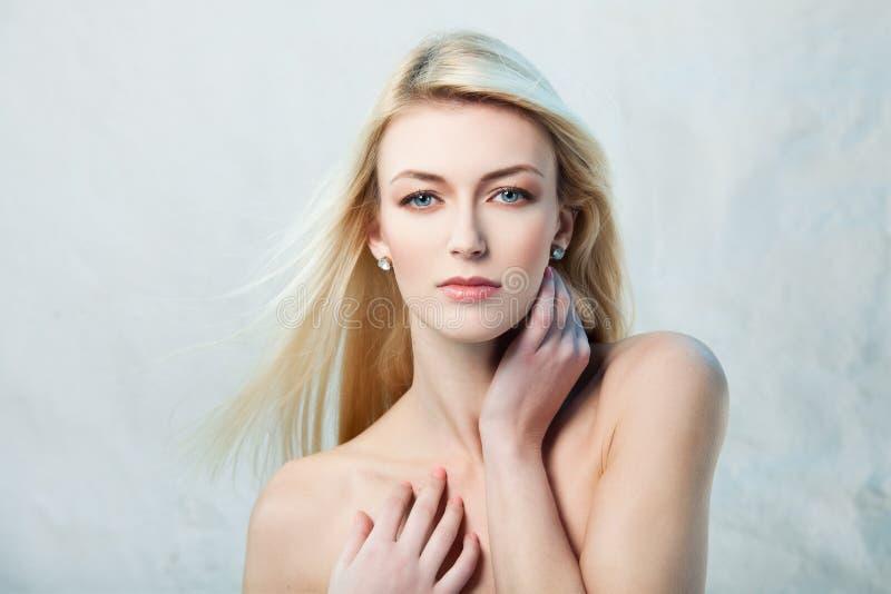 Fashionable beauty royalty free stock photos