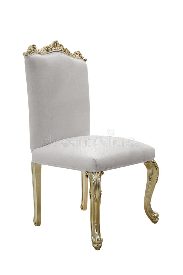 Fashionable chair royalty free stock images
