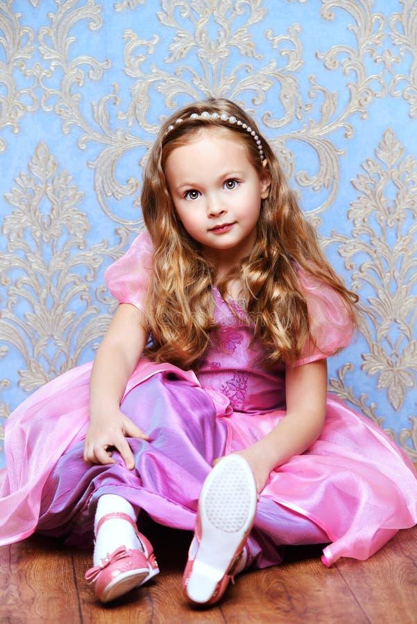 Fashionable child stock photography