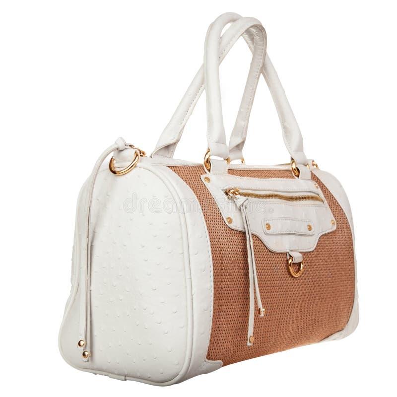 Fashionable female handbag