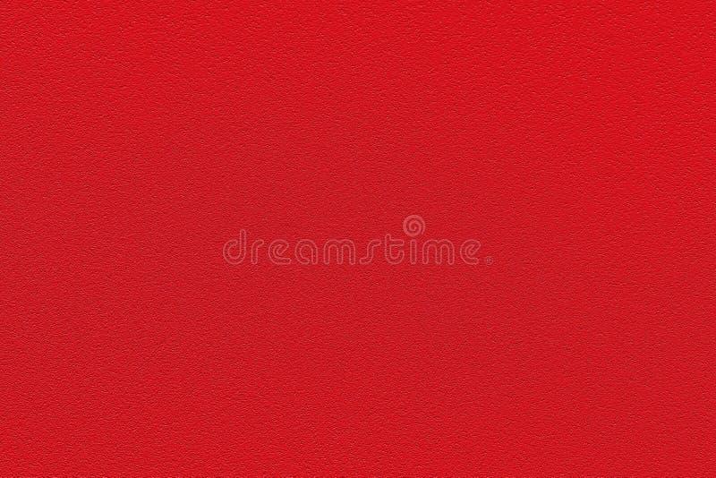 Fashionable flame scarlet pantone color of Spring-sommar 2020 säsongen from New York mode week Textur av färgat poröst gummi royaltyfri fotografi