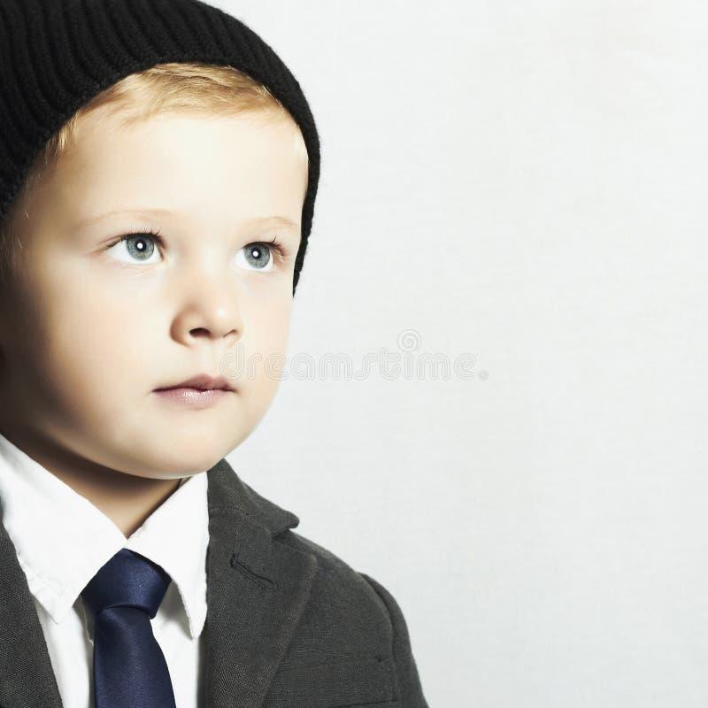 Fashionable little boy in suit.style kid. fashion children. Portrait of fashionable little boy in suit.style kid. fashion children stock photos