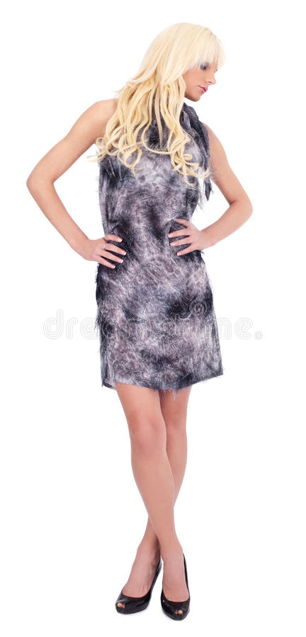 Fashionable Model Stock Images