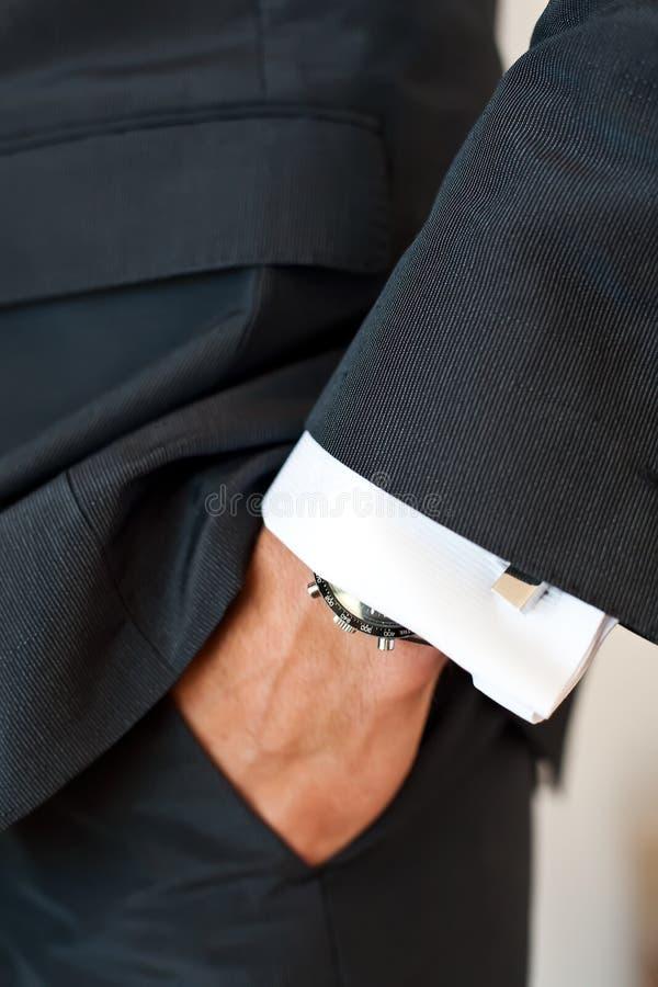 Fashionable Suit Royalty Free Stock Image