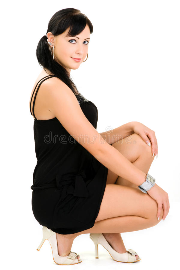 Download Fashionable young woman stock photo. Image of caucasian - 10102034