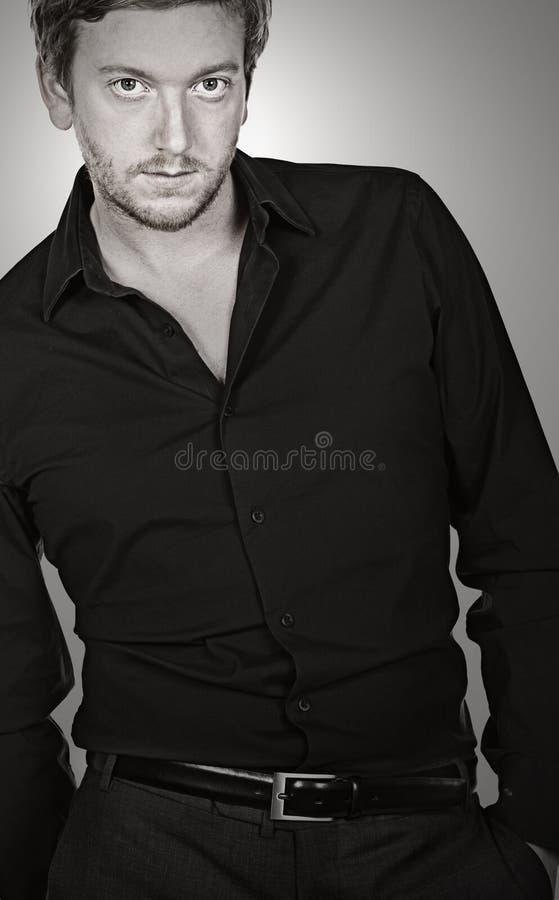 Download Fashionably Dressed Business Man Stock Photo - Image of fashion, beard: 8316012