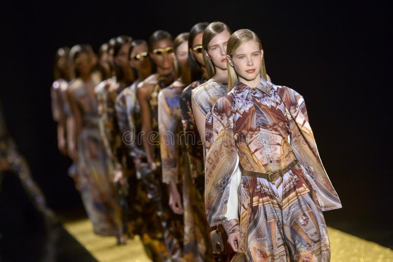 Fashionrio immagine stock libera da diritti