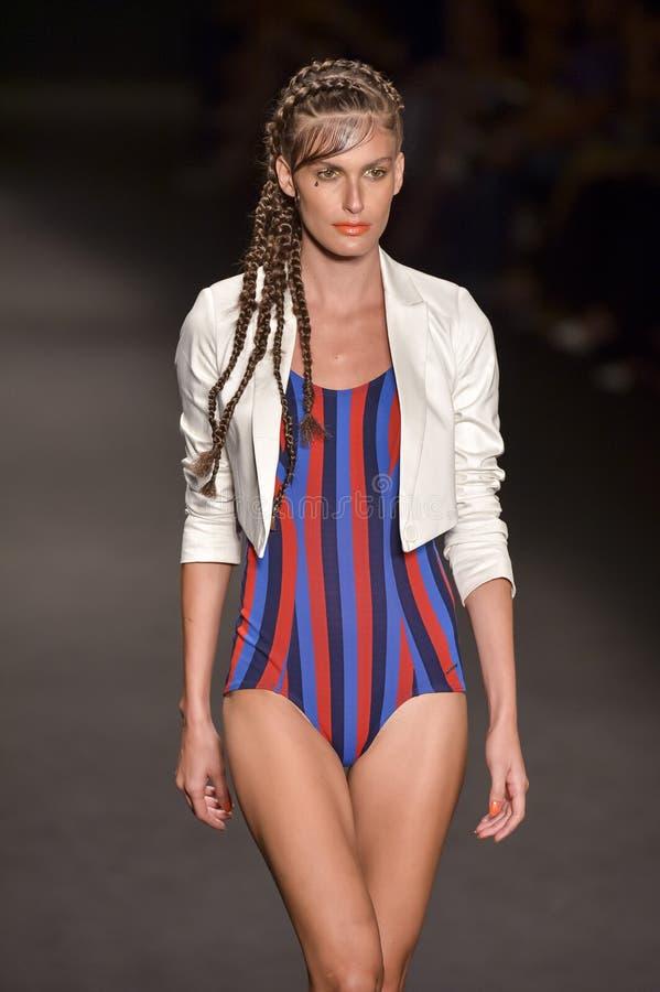 Fashionrio lizenzfreies stockbild