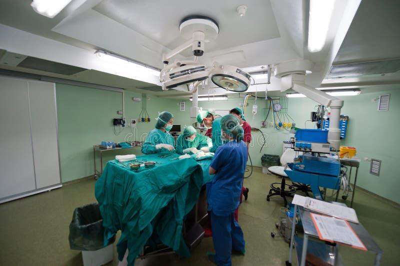 Fasi 2 della chirurgia fotografia stock