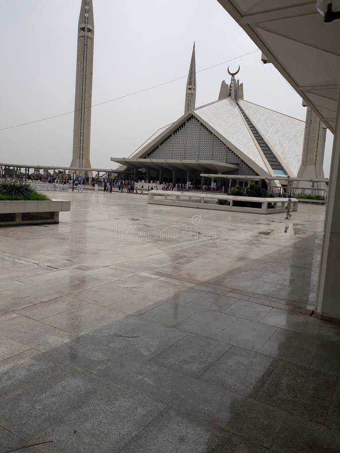 Fasial Masjid fotografía de archivo