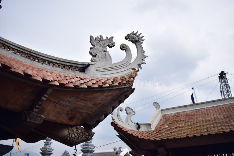 Fasiban świątynia obraz royalty free