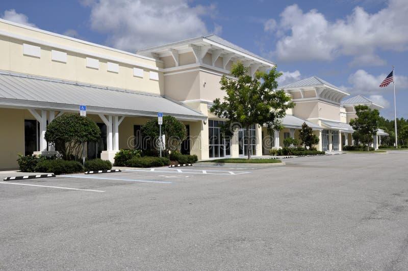 Fassaden des Büros oder der Einzelhandelsgeschäfte stockbilder
