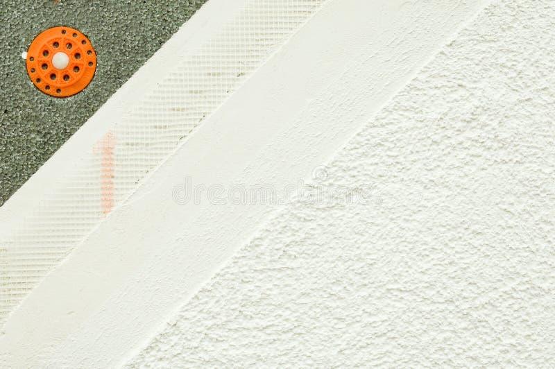 Fassadepflaster stockbild